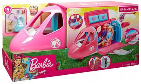 Barbie: Álomrepülő (Álomrepcsi) (Mattel, GDG76)