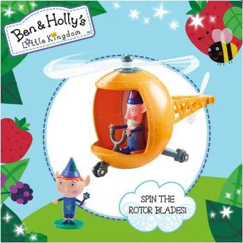 Ben és Holly Manó Benő és Holly hercegnő apró királysága Bölcs  Manó Helikoptere