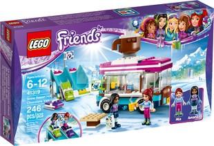 LEGO Friends A havas üdülőhely forrócsoki-furgonja 41319