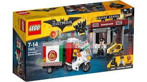 LEGO Batman 70910  Madárijesztő - Különleges szállítmány
