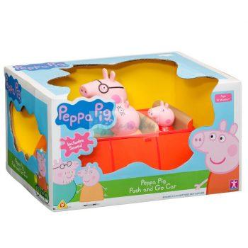 Peppa Malac családi autója Peppa Pig