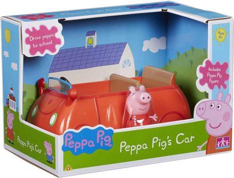 Peppa Malac autója Peppa Pig