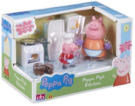 Peppa Malac konyha játékszett Peppa Pig