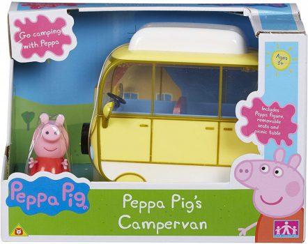 Peppa Malac Lakókocsi Peppa Pig (kicsi)