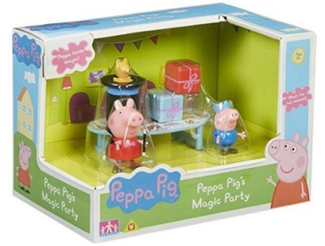 Peppa Malac magic party Peppa Pig