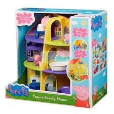 Peppa Malac családi ház Peppa Pig