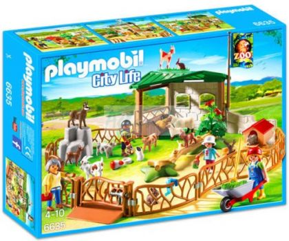 Playmobil ZOO farm 6635