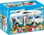 Playmobil Summer Fun - Családi lakóautó 6671