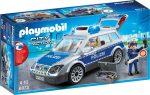 Playmobil City Action - Rendőrautó 6873