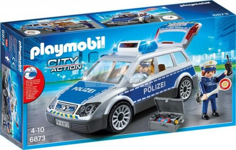 Playmobil City Action - Rendőrautó 6873