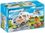 Playmobil Mentőhelikopter (70048)