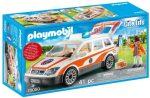 Playmobil Sürgősségi mentőjármű (70050)