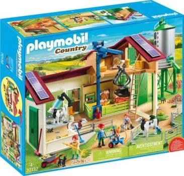 Playmobil Nagy farm szett silóval (70132)