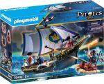 Playmobil Piros zubbonyos hajós katona (70412)