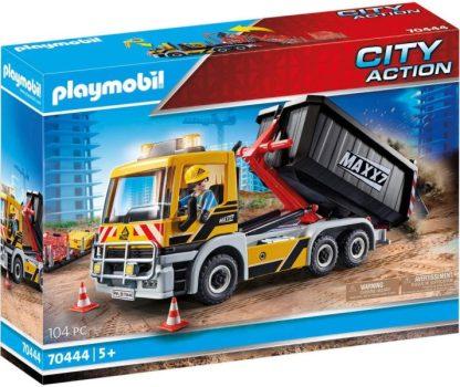 Playmobil Átalakítható teherautó (70444)