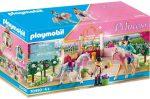 Playmobil Playmobil 70450 Királyi lovasoktatás az istállóban