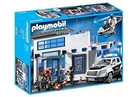 Playmobil Rendőrkapitányság 9372