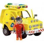 Sam a tűzoltó mentő jármű
