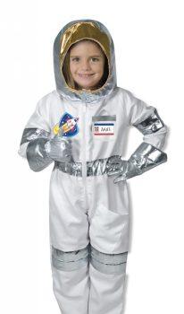 Asztronauta űrhajós jelmez 4-6éves korú gyermekre