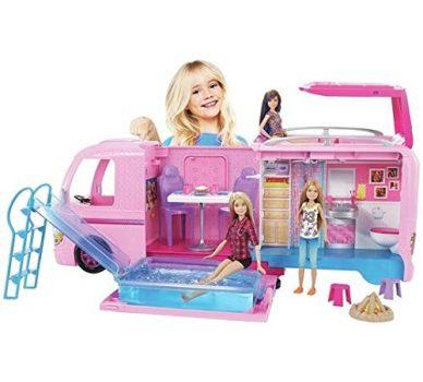 Mattel Barbie - Dream Camper - Az álom lakóautó FBR34