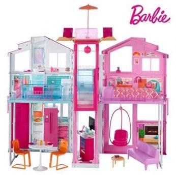 Mattel Barbie: 3 szintes babaház  DLY32
