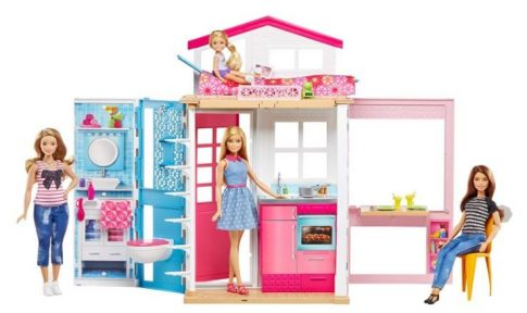 Mattel Barbie DVV48 Holiday House babaház