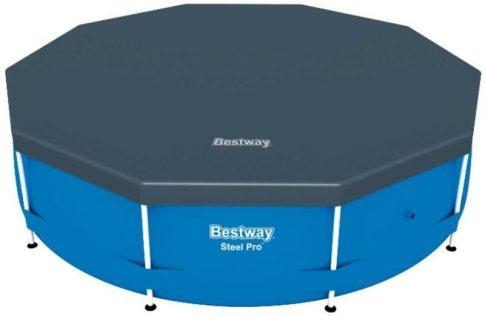 Bestway Takarófólia fémvázas Frame medencéhez 305cm (58036)