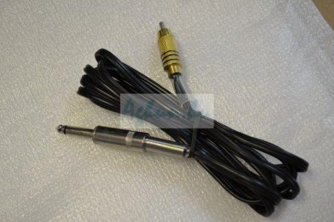 Tetováló gép clip cord RCA