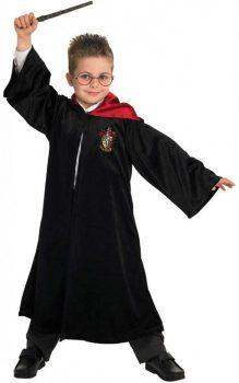 Harry Potter jelmez 7-8 éves korú gyermekre 128cm