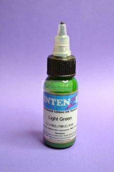 Intenze Tetováló Festék Light Green Tattoo 30ml