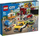 LEGO City - Szerelőműhely 60258