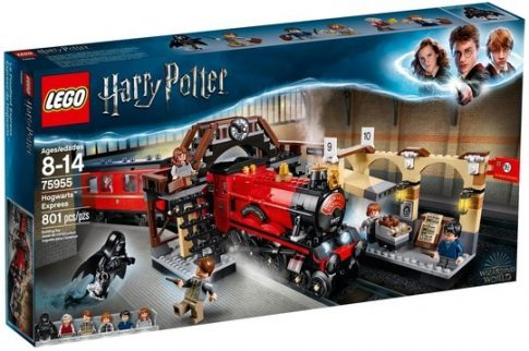 Lego LEGO® Harry Potter - Hogwarts Express 75955