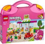 Lego 10684 szupermarket játékbőrönd