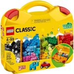 LEGO Classic - Kreatív játékbőrönd 10713