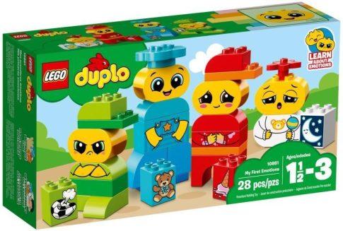 LEGO Duplo - Első érzelmeim 10861