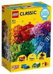 LEGO Creator - Kreatív szórakozás 900 alkatrésszel (11005)