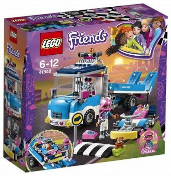 LEGO Friends - Javító és karbantartó teherautó 41348