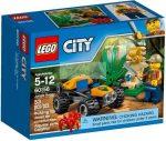 Lego City Dzsungeljáró homokfutó 60156