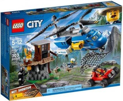 LEGO City - Hegyi letartóztatás 60173