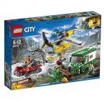 LEGO City Police 60175 üldözés a hegyi folyón