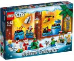 LEGO City - Adventi naptár 2018 60201