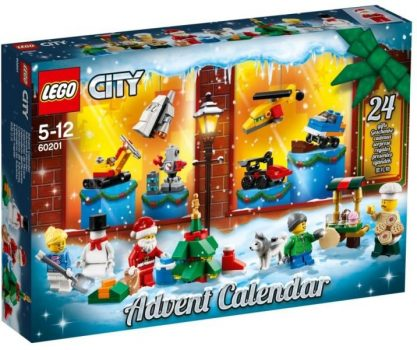LEGO City - Adventi naptár 2018 60201