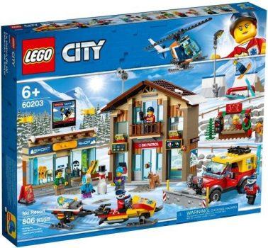 LEGO City - Síüdülő (60203)