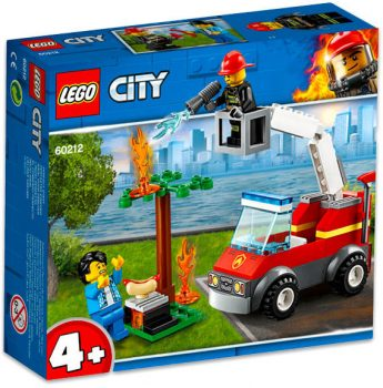 LEGO City - Kiégett grill 60212