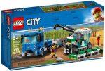 Csomagolása sérült LEGO City - Kombájn szállító (60223)