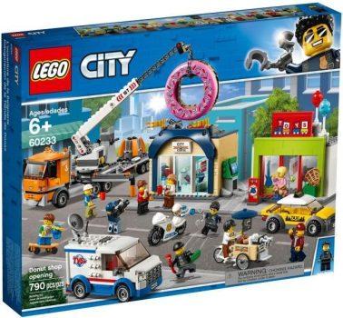 LEGO 60233 - LEGO City Fánkozó megnyitó