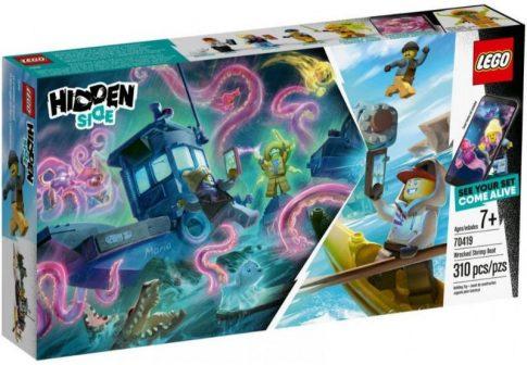 LEGO Hidden Side - Öreg halászbárka (70419)