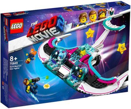LEGO The LEGO Movie - Vadóc és Édes Káosz csillagvadásza (70849)