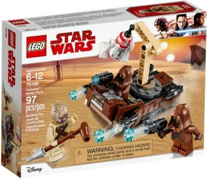 LEGO Star Wars - Tatooine harci csomag 75198