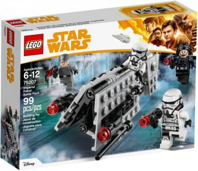 LEGO Star Wars - Birodalmi járőr harci csomag 75207
